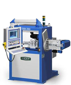 OMAS200 3D wire forming machine